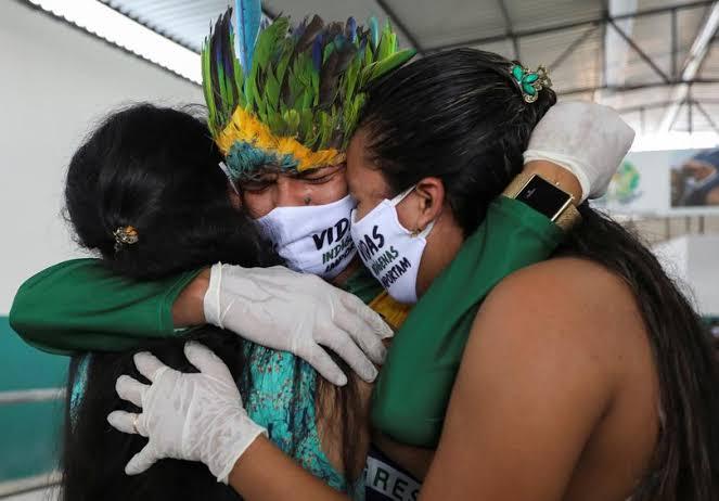 ব্রাজিলে করোনায় একদিনে আক্রান্ত ৩৬ হাজারের বেশি