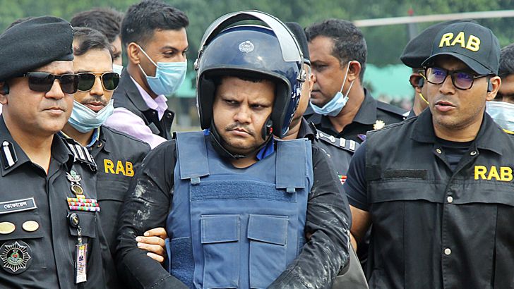 রিজেন্ট হাসপাতাল কেলেঙ্কারি:  রিমান্ডে সাহেদ