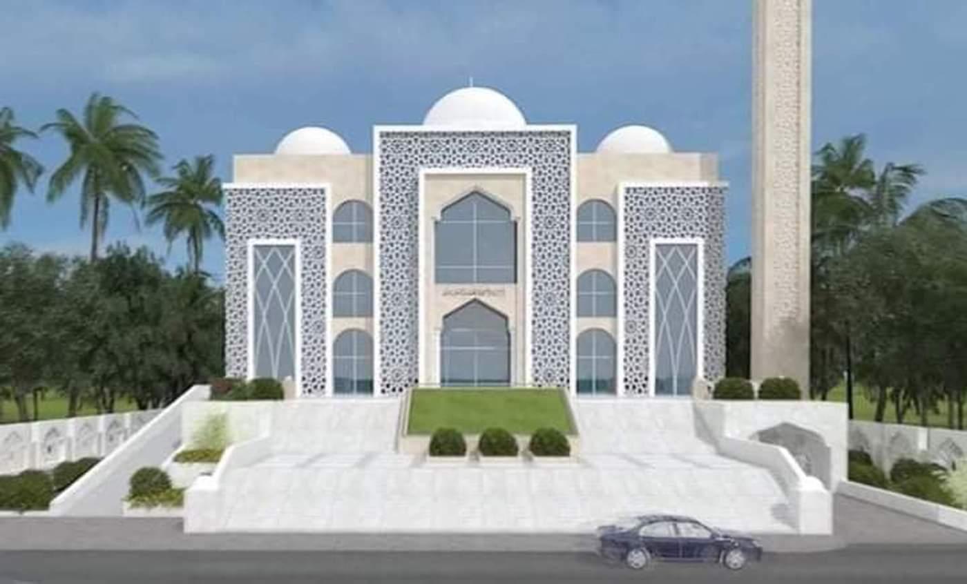 ইসলামপুরে ভিডিও কনফারেন্সের মাধ্যমে মডেল মসজিদ ও ইসলামিক সাংস্কৃতিক কেন্দ্রের উদ্বোধন