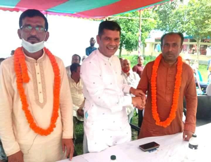 আলোকবালিতে শান্তি-শৃঙ্খলা রক্ষায় সর্বদলীয় নাগরিক ঐক্যতান সভা অনুষ্ঠিত: