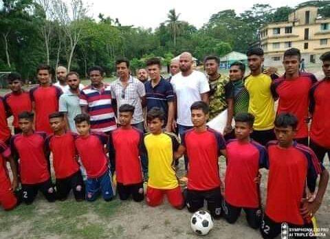 রূপসায় বঙ্গবন্ধু গোল্ডকাপ ফুটবল টুর্নামেন্টে নৈহাটি ইউনিয়নের বিজয়ে আনন্দ উল্লাস