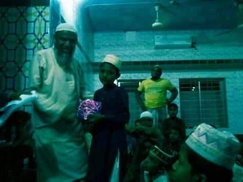 কিসমত খুলনা জামে মসজিদে দিনব্যাপী ইসলামি সাংস্কৃতিক প্রতিযোগিতা অনুষ্ঠিত
