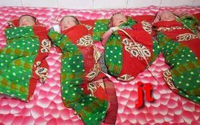 ফেনীকে এক সঙ্গে চার সন্তানের জন্ম দিয়েছেন এক নারী