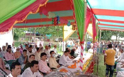 নরসিংদীর আলোকবালিতে শান্তি-শৃঙ্খলা রক্ষা প্রতিষ্ঠায় নাগরিক ঐক্যতান সভা অনুষ্ঠিত