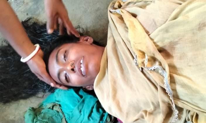 আত্রাইয়ে শ্বশুড় ও শাশুড়ীর অত্যাচার সইতে না পেরে আত্নহত্যা