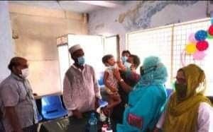 নওগাঁর আত্রাইয়ে আজ শিশুদের ভিটামিন 'এ' খাওয়ানো শুরু