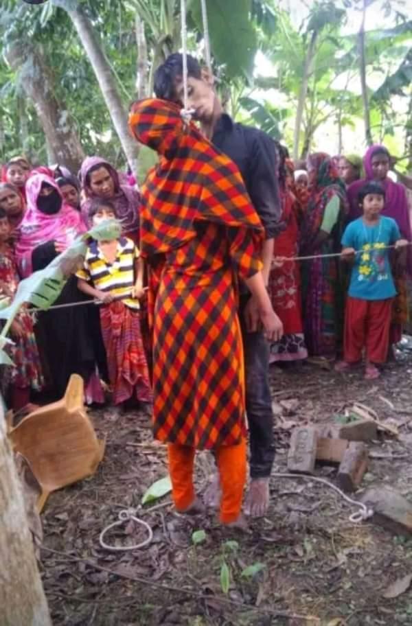 পটুয়াখালীতে কিশোর কিশোরী প্রেমিক-প্রেমিকা যুগলের ঝুলন্ত লাশ উদ্ধার…