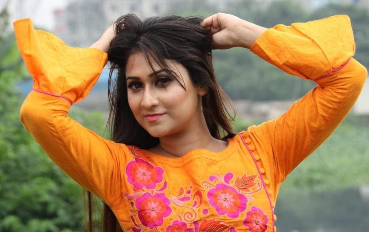 সামিনা বাশার'র 'সুখ নাইরে পাগল'