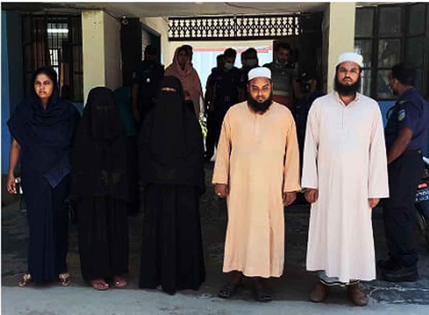 ইসলামপুরে মাদরাসা ছাত্রী নিখোঁজের ঘটনায় ৪ শিক্ষকের বিরুদ্ধে মামলা জেল হাজতে প্রেরণ
